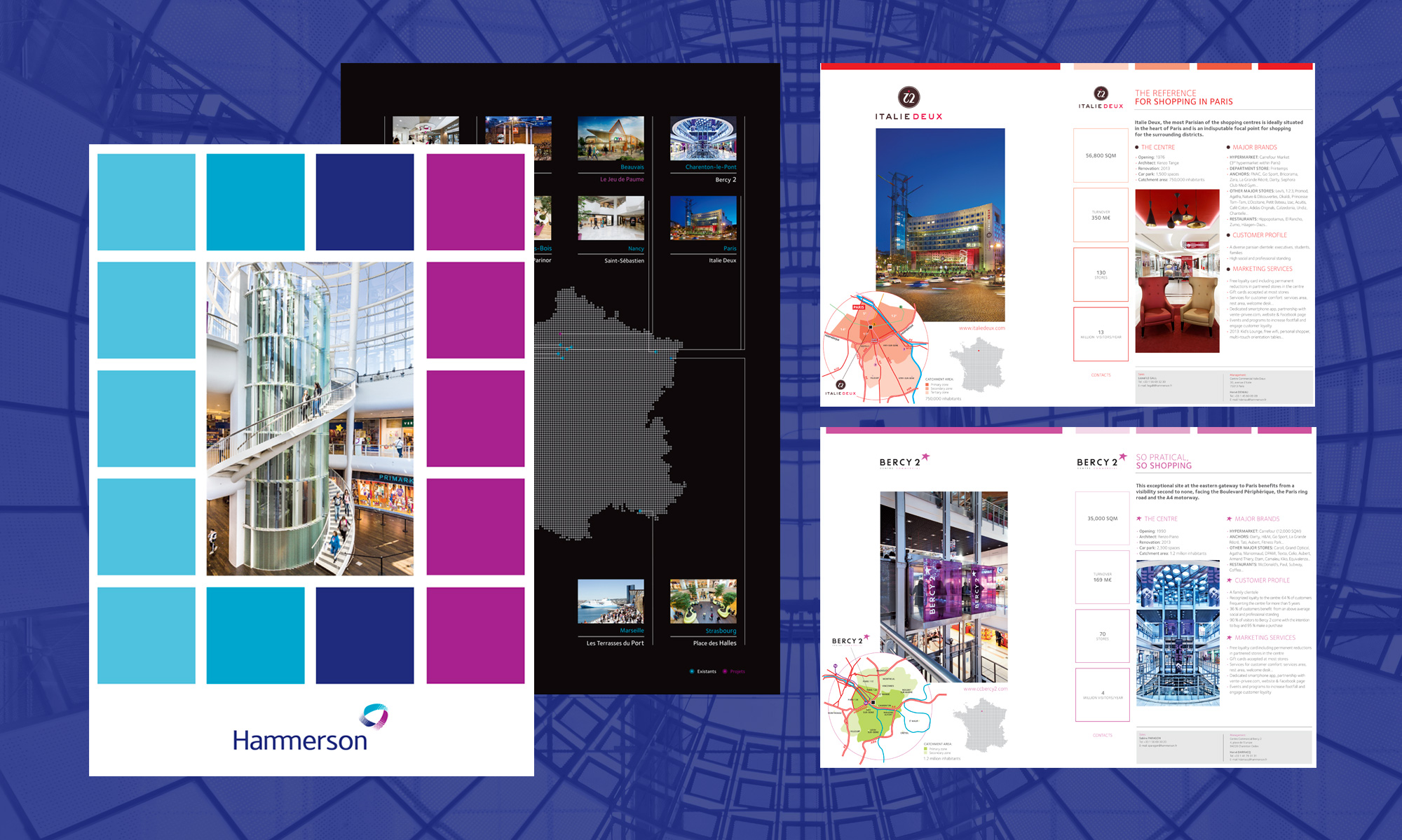Hammerson - brochure institutionnelle - IDDP - page intérieure